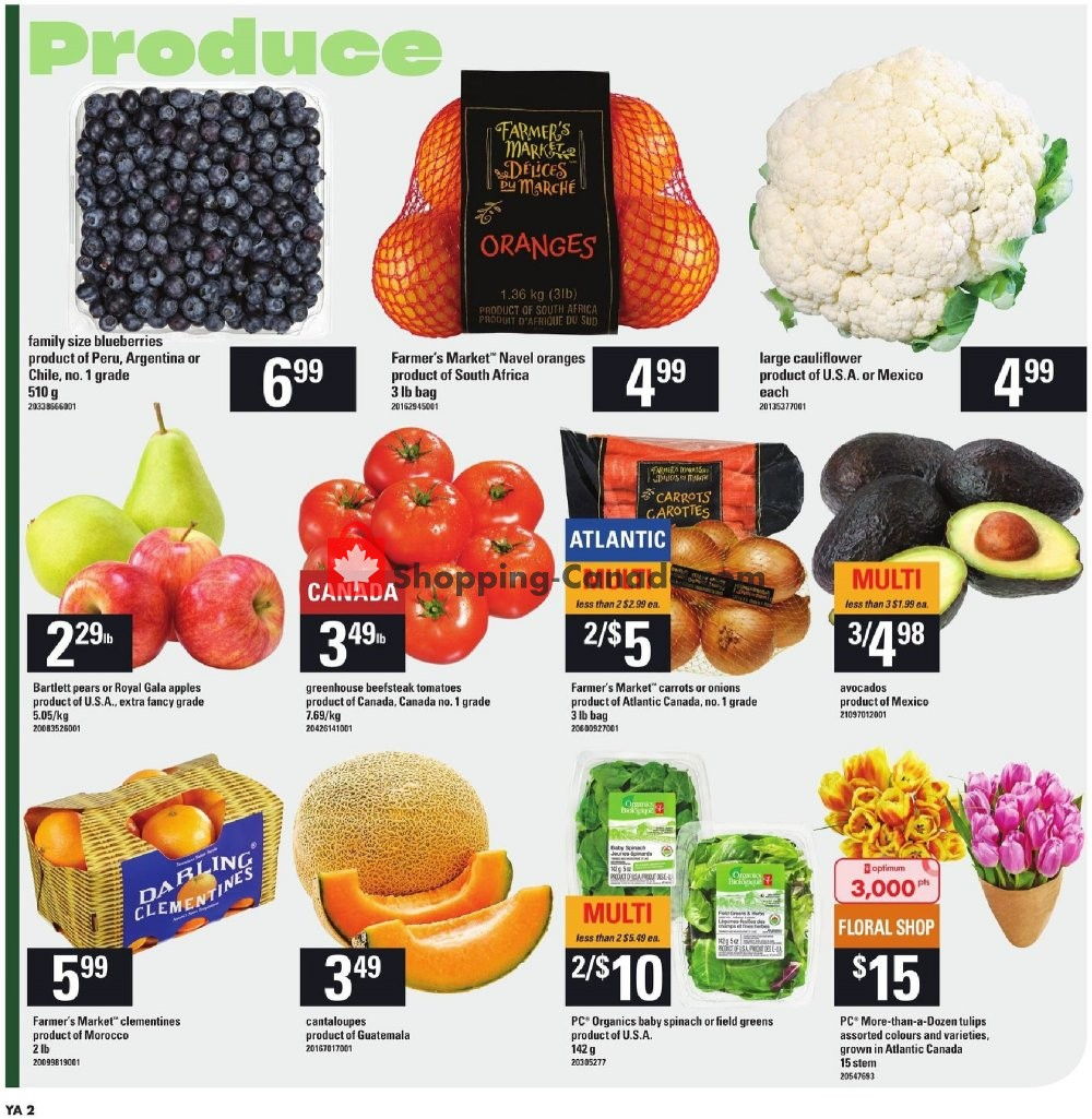Flyer Independent Grocers Canada - from Thursday January 16, 2020 to Wednesday January 22, 2020