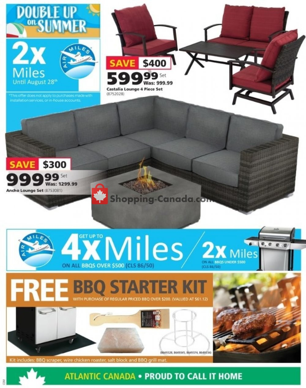 Flyer Kent Building Supplies Canada - from Thursday July 11, 2019 to Wednesday July 17, 2019