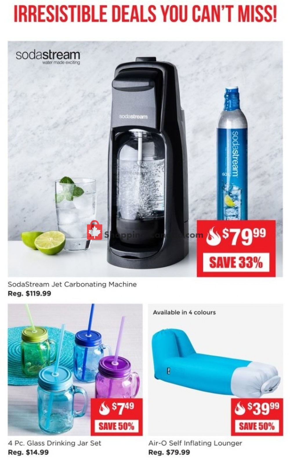 Flyer Kitchen Stuff Plus Canada - from Monday July 22, 2019 to Sunday July 28, 2019