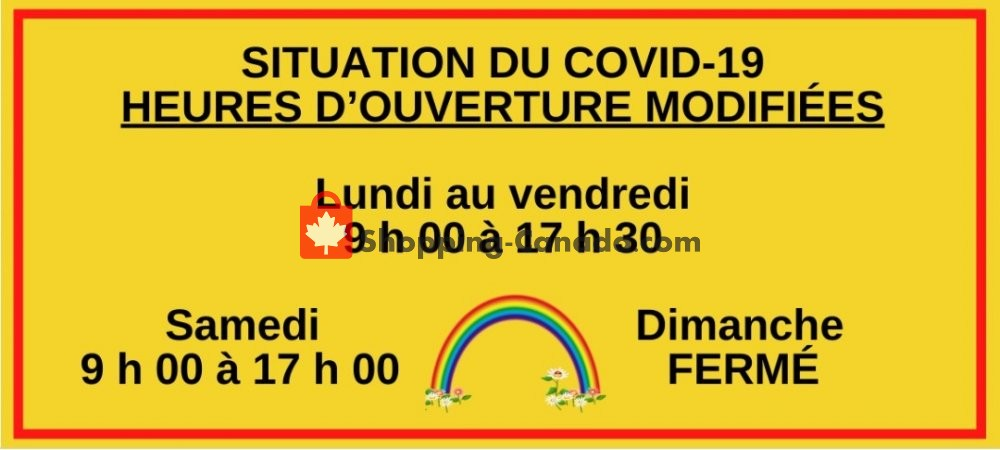Flyer Korvette Canada - from Monday April 20, 2020 to Sunday April 26, 2020
