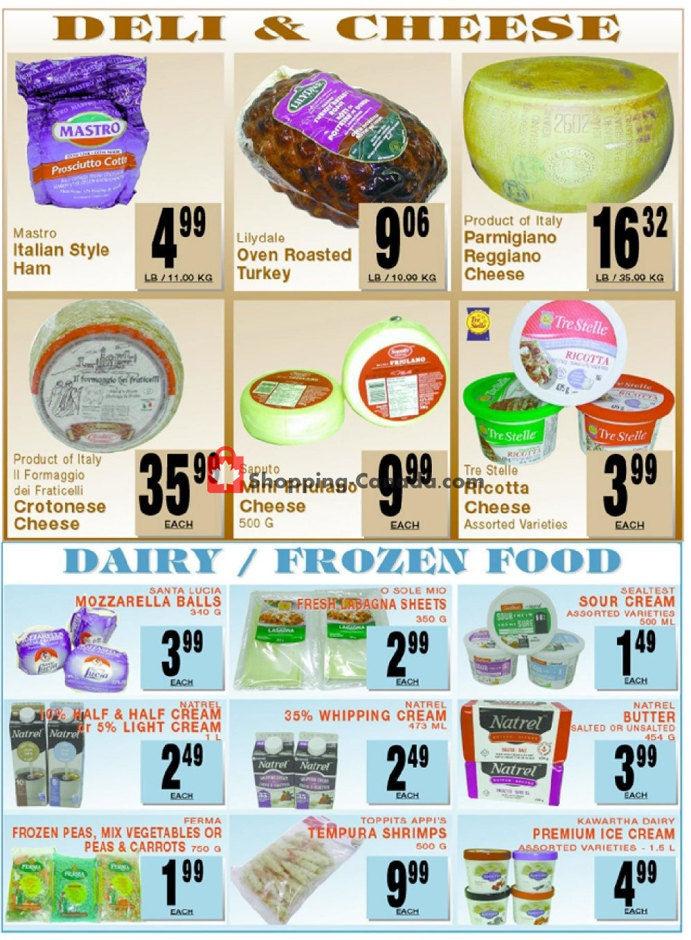 Flyer Lady York Foods Canada - from Monday October 7, 2019 to Sunday October 13, 2019