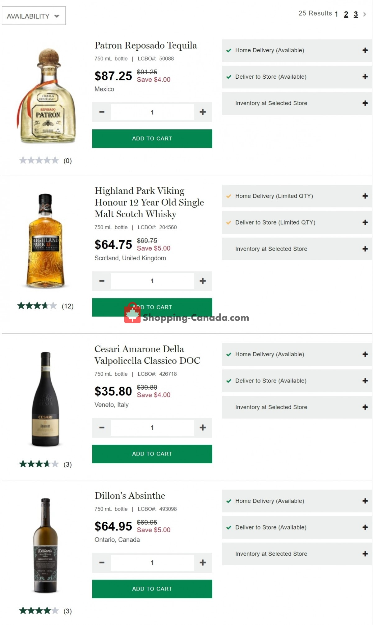 Flyer LCBO Canada - from Thursday June 10, 2021 to Wednesday June 16, 2021