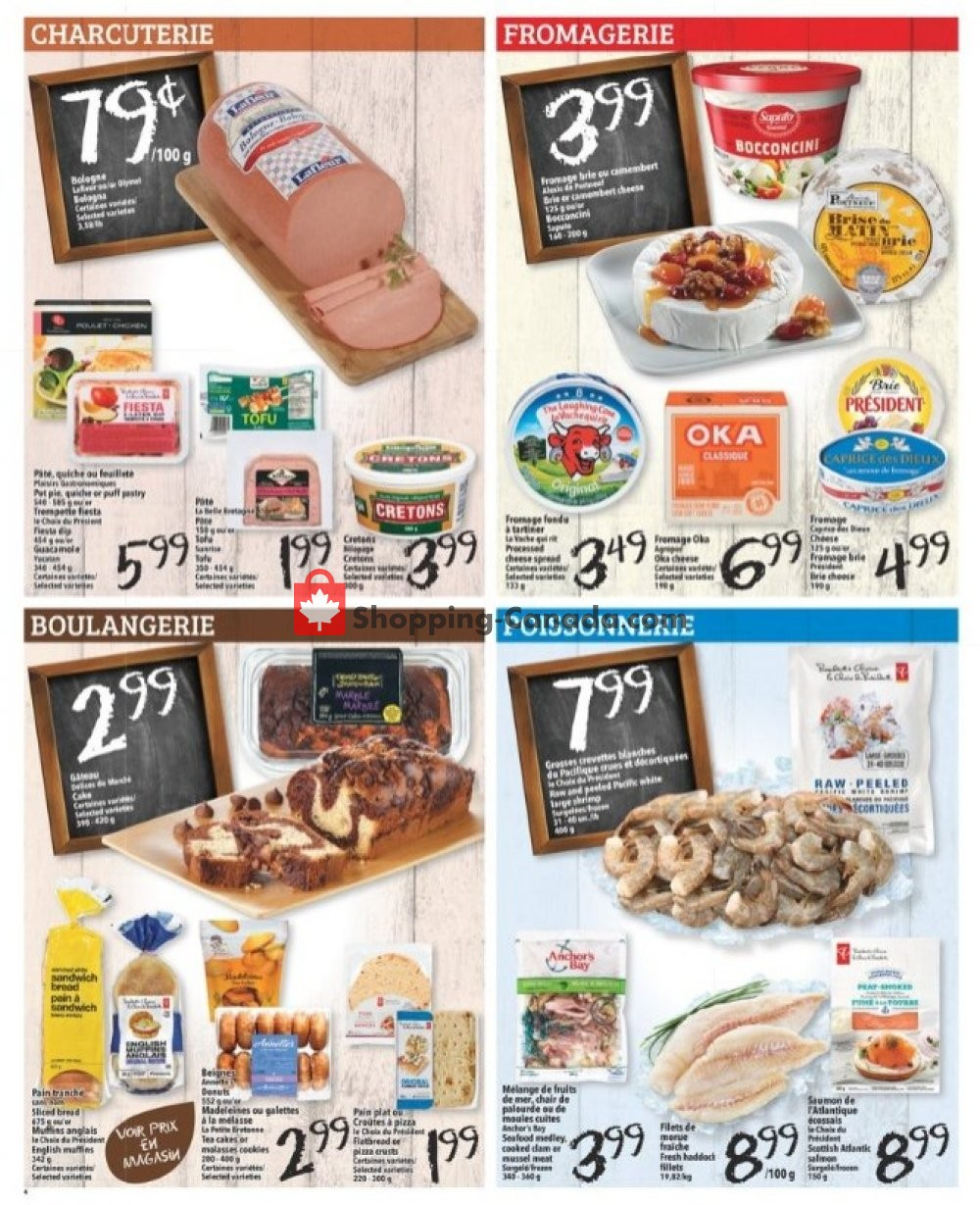 Flyer L'inter Marché Canada - from Thursday September 5, 2019 to Wednesday September 11, 2019