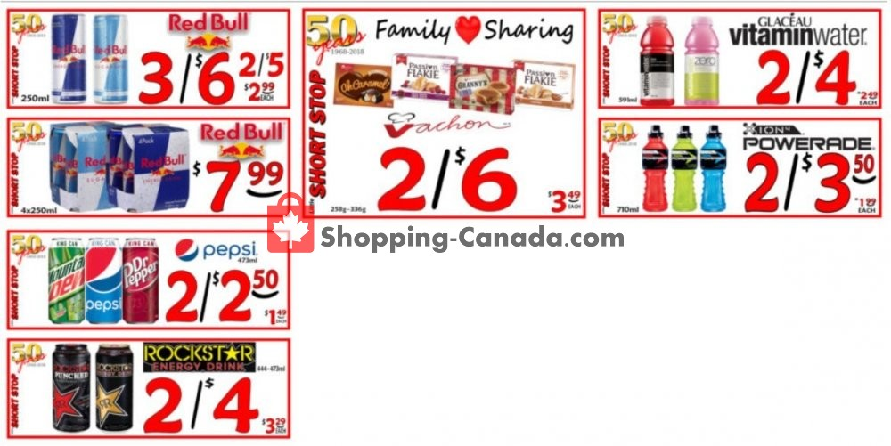 Flyer Little Short Stop Stores Canada - from Monday February 3, 2020 to Sunday February 9, 2020