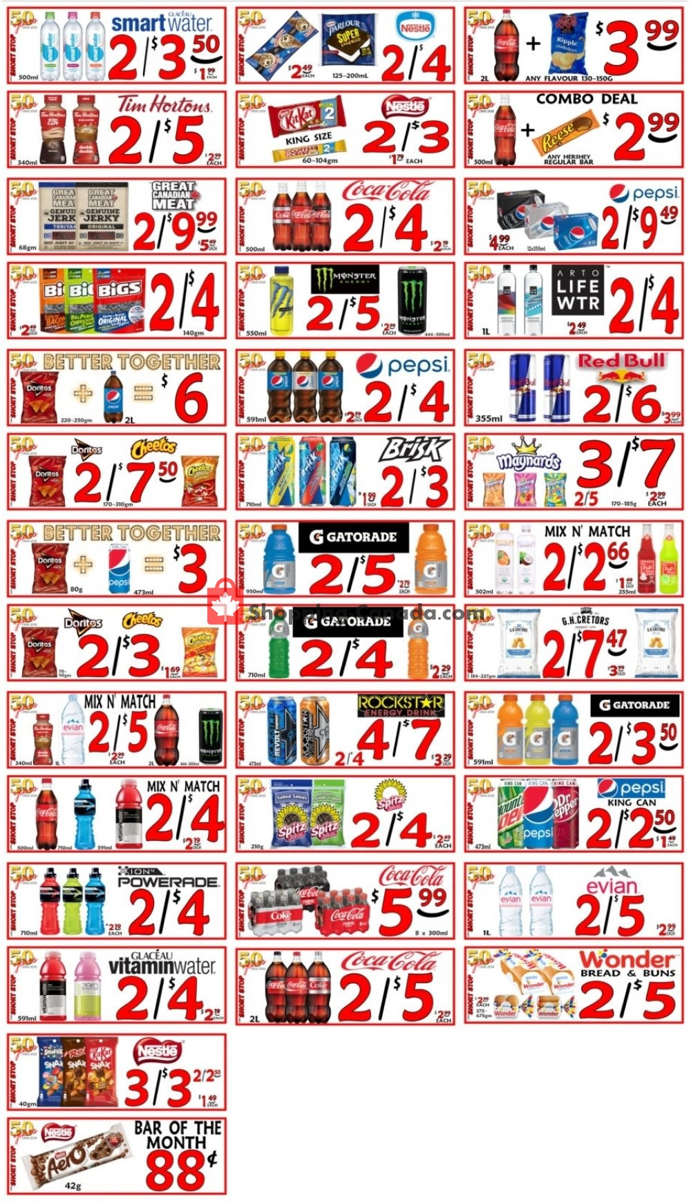 Flyer Little Short Stop Stores Canada - from Sunday June 23, 2019 to Saturday June 29, 2019