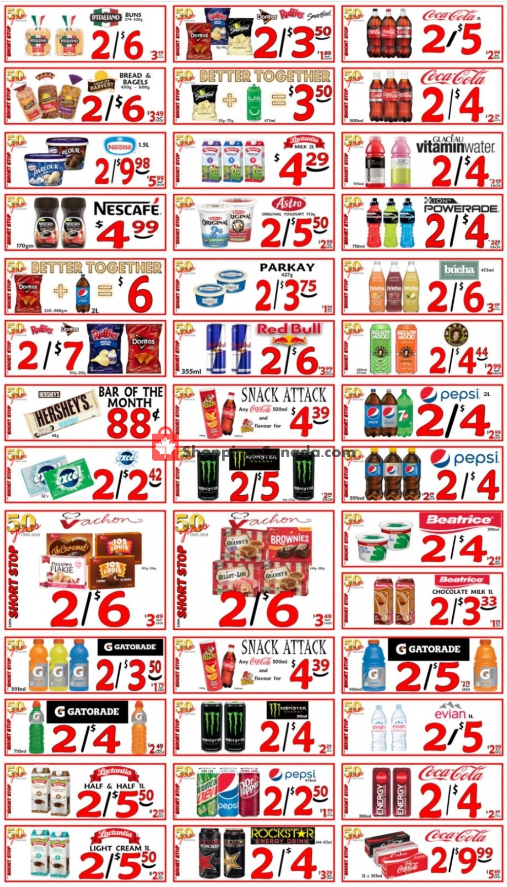 Flyer Little Short Stop Stores Canada - from Sunday May 24, 2020 to Saturday May 30, 2020