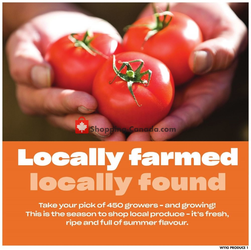 Flyer Loblaws Canada - from Thursday August 1, 2019 to Wednesday August 7, 2019