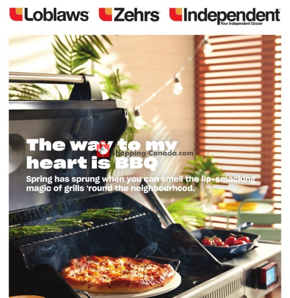 Flyer Loblaws Canada - from Thursday March 18, 2021 to Wednesday April 21, 2021