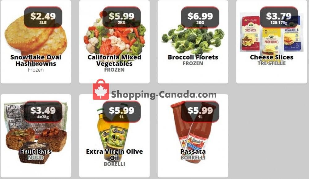 Flyer Lococo's Canada - from Friday January 10, 2020 to Thursday January 23, 2020
