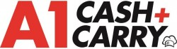 A1 Cash And Carry logo