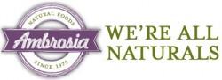 Ambrosia Natural Foods logo