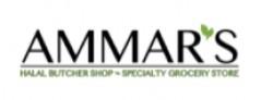 Ammar's Halal Meats logo
