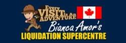 Bianca Amor's Liquidation Supercentre logo