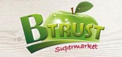 Btrust Supermarket logo
