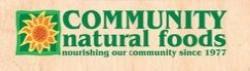 Community Natural Foods logo