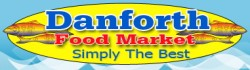 Danforth Food Market logo