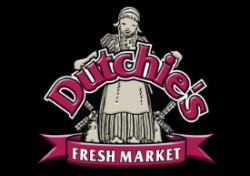 Dutchie's Fresh Market logo