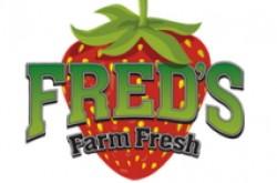 Fred's Farm Fresh logo