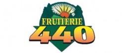 Fruiterie 440 logo