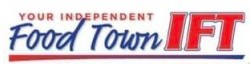 IFT Independent Food Town logo