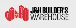 J&H Builder's Warehouse logo