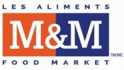 M&M Food Market logo
