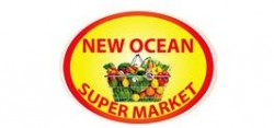New Ocean Supermarket logo