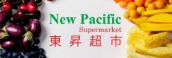 New Pacific Supermarket logo