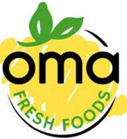 Oma fresh foods logo