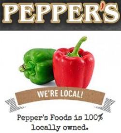 Pepper's Foods logo
