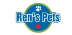 Ren's Pets Depot logo