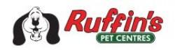 Ruffin's Pet Centre logo