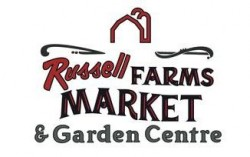 Russell Farms Market logo