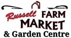 Russell Farm Market logo