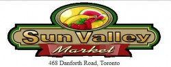 Sun Valley Market logo