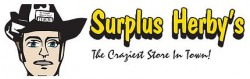 Surplus Herby's logo