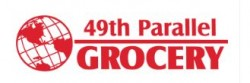 The 49th Parallel Grocery logo