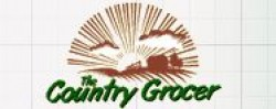 The Country Grocer logo