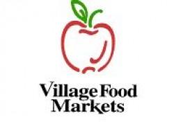 Village Food Market logo