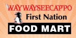 WayWay Food Mart logo