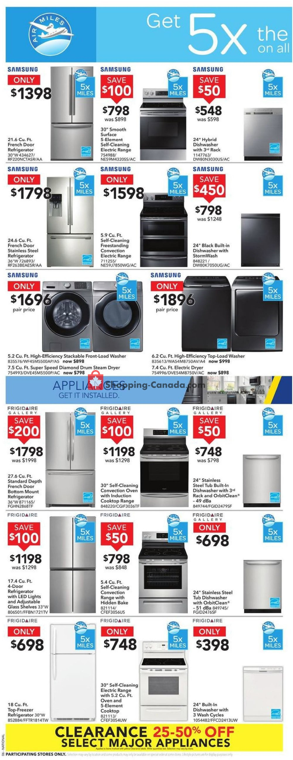 Flyer Lowe's Canada - from Thursday July 11, 2019 to Wednesday July 17, 2019