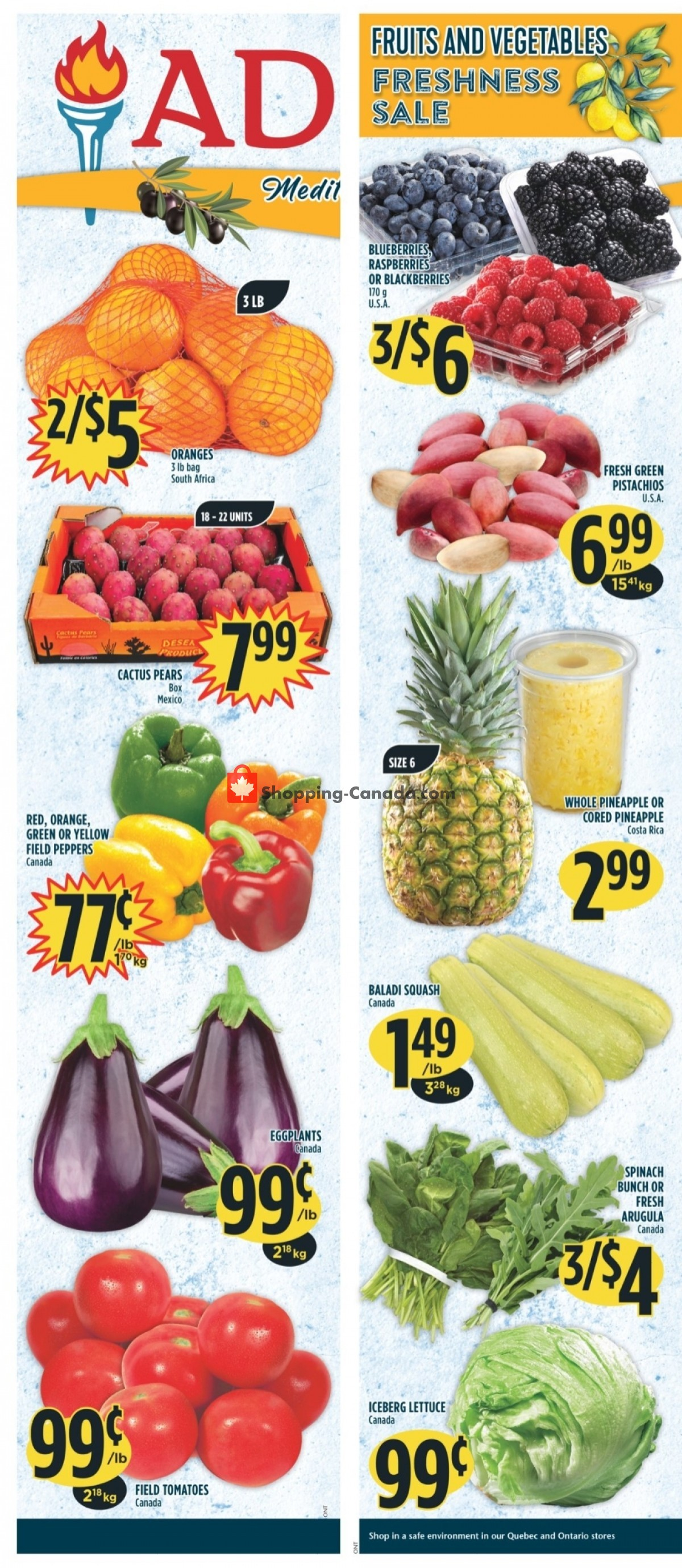 Flyer Marché Adonis Canada - from Thursday September 9, 2021 to Wednesday September 15, 2021