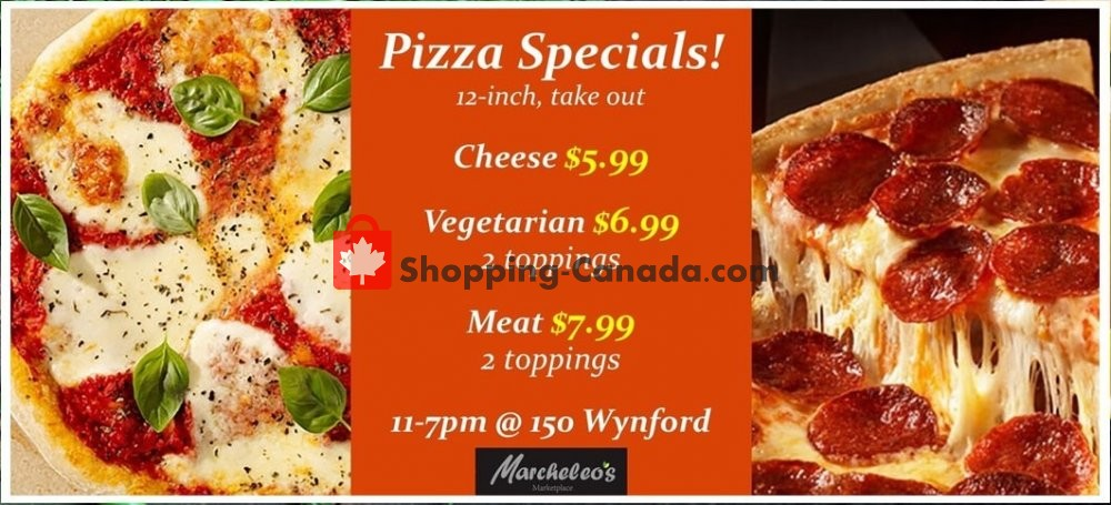 Flyer Marcheleo's Canada - from Monday April 20, 2020 to Sunday May 31, 2020