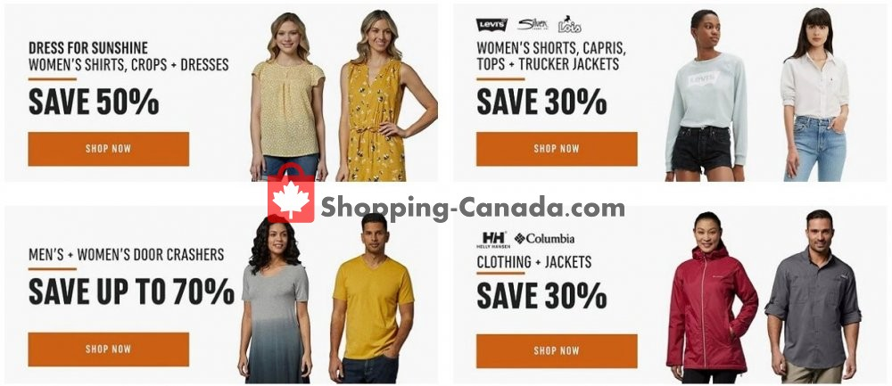 Flyer Mark's Work Wearhouse Canada - from Monday July 6, 2020 to Sunday July 12, 2020