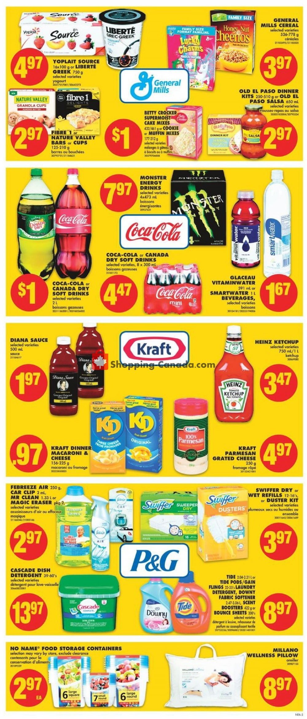 Flyer No Frills Canada - from Thursday August 8, 2019 to Wednesday August 14, 2019