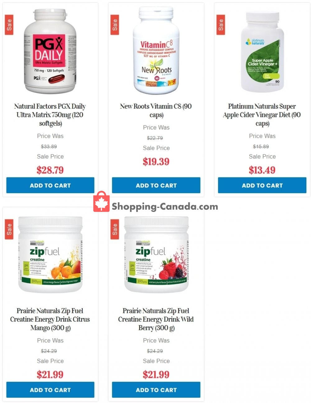 Flyer Noah's Natural Foods Canada - from Saturday August 8, 2020 to Friday August 14, 2020