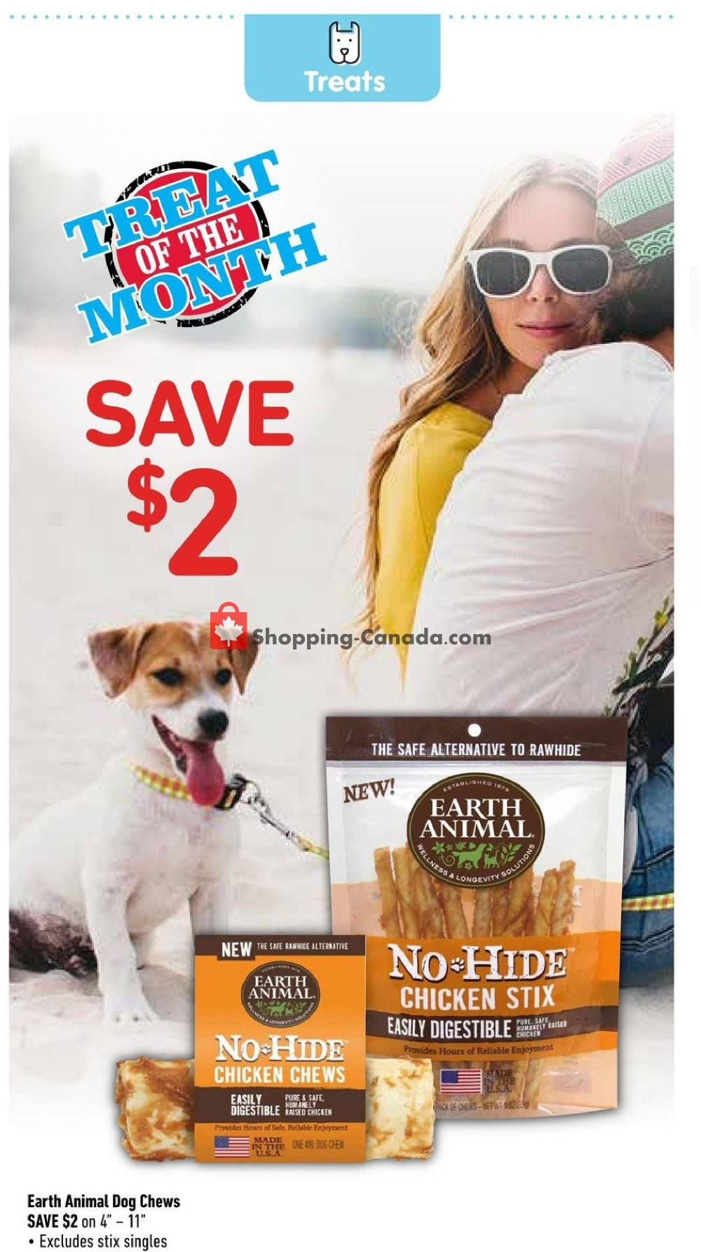 Flyer Paulmac's Pets Canada - from Monday August 12, 2019 to Wednesday September 4, 2019