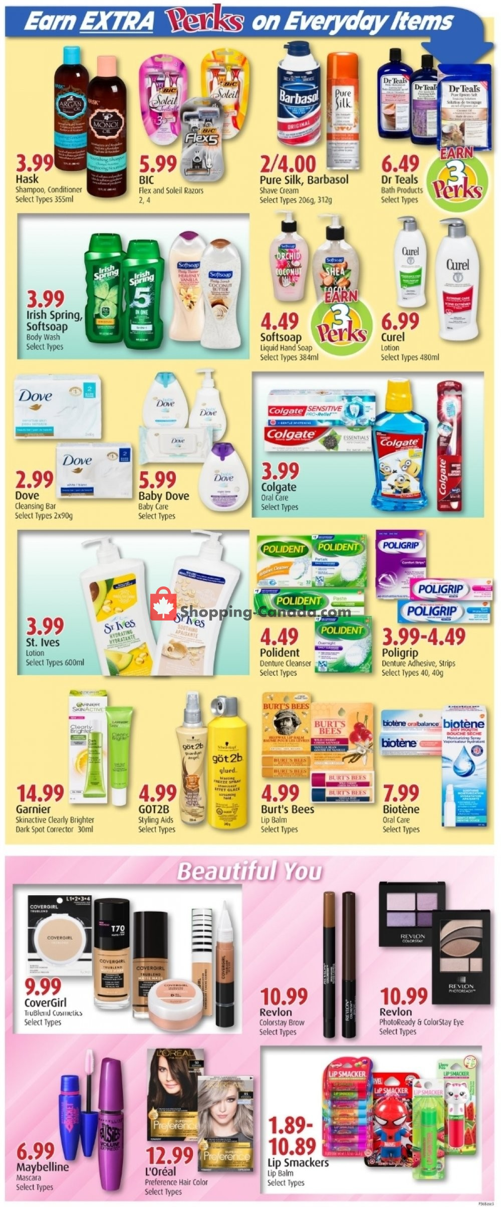 Flyer Pharma Choice Canada - from Thursday September 5, 2019 to Wednesday September 11, 2019