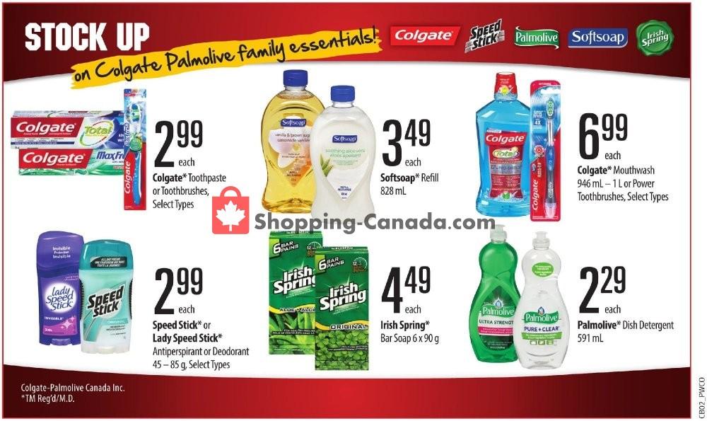 Flyer Pharmasave Canada - from Friday January 10, 2020 to Thursday January 23, 2020