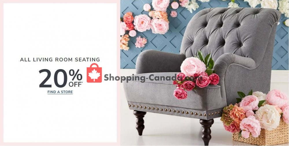Flyer Pier 1 Imports Canada - from Thursday February 20, 2020 to Wednesday February 26, 2020